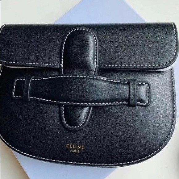 64de79cbc4b2 Celine Handbags - Celine Mini Symmetrical Bag